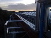 Fabricación de tuberías para aceite térmico
