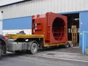 Fabricación de una carcasa de motor cogeneración