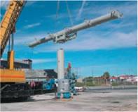 Columns and beams