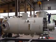 Construcción y montaje de una planta de biomasa completa
