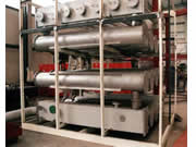 Stainless steel heat exchanger / recovery units