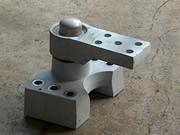 turbine blade rods