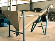 Construcción de un desarenador acero inoxidable