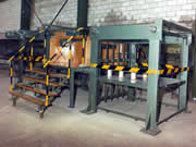 Fabricación de una resmadora semiautomática
