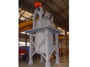construction d'un réservoir agitateur pour colles