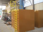 deposito rectangular en P265GH para aceite