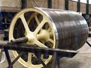 Production of a fibre filter