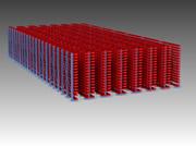fabricación y el montaje de las estructuras y bastidores del almacén de material