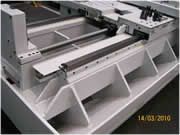 machine tool bench
